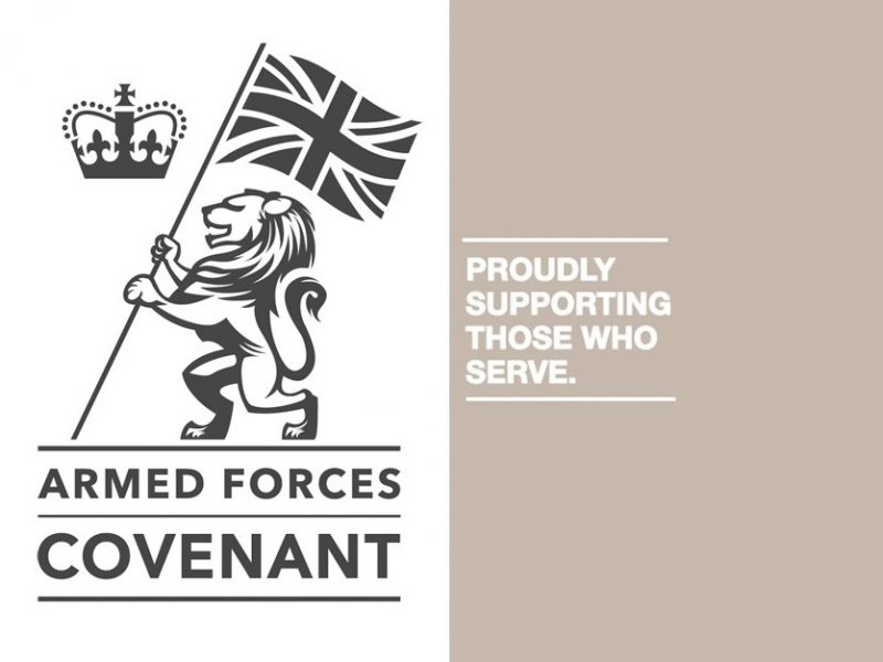 Recruiting UK Veterans with Armed Forces Covenant
