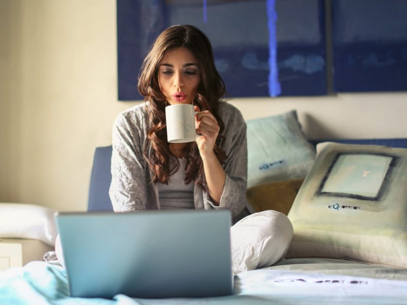 How to stay focused and sane when working from home